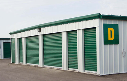 Winnipeg's newest self storage facility