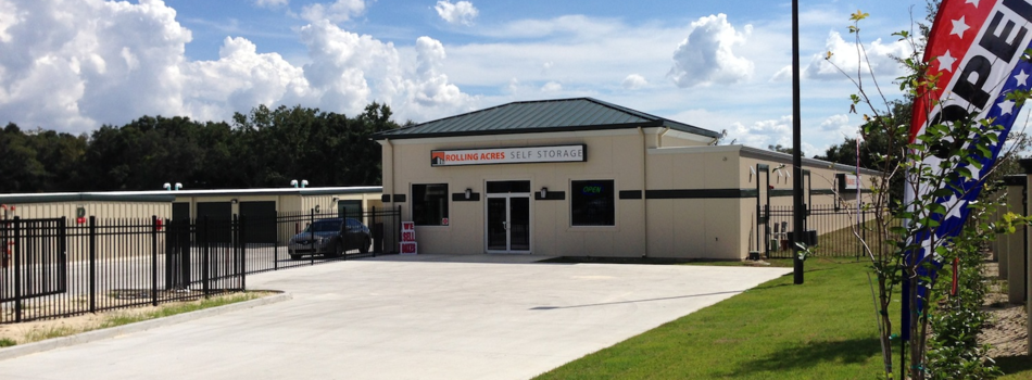 Lady Lake , FL self storage
