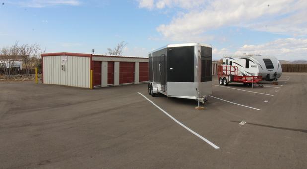 RV, Boat and Trailer Storage in Santa Fe, New Mexico