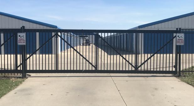 Bethalto Gate
