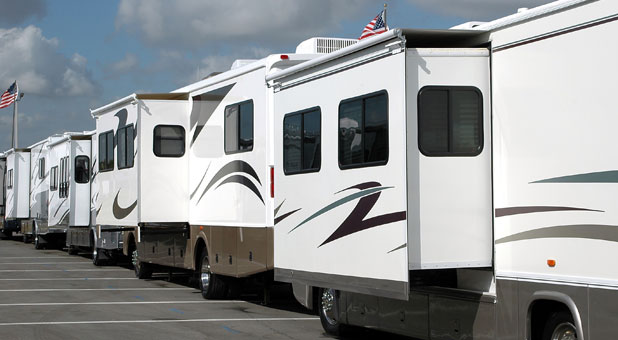 Store your car, boat and RV with us.
