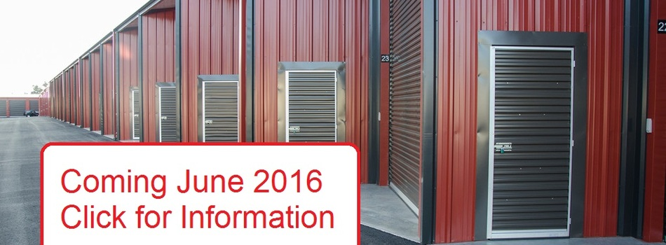Indoor Storage Coming 2016