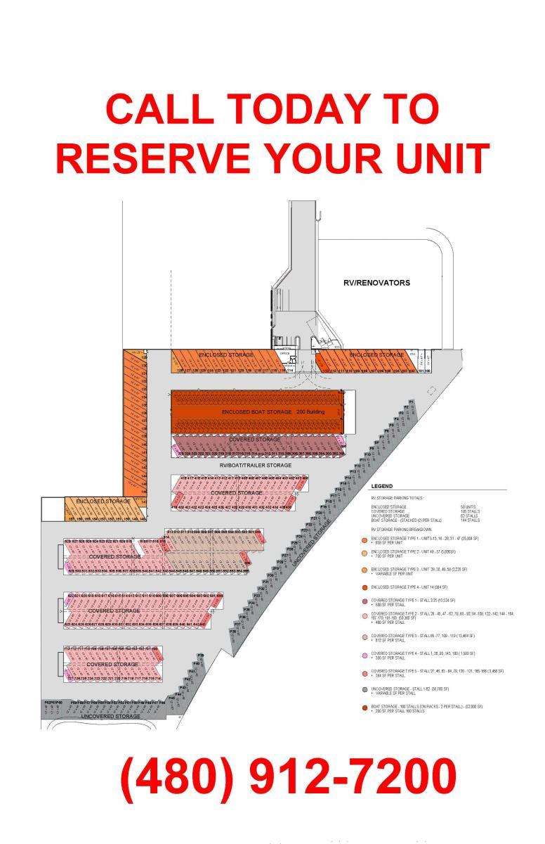 Sitemap for 202 RV Valet Storage
