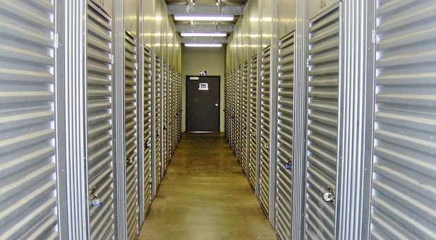 Indoor self storage unit
