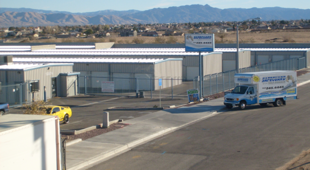 Victorville Ca Self Storage Safeguard Self Storage