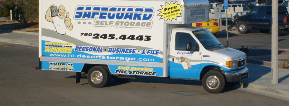 Self Storage In Victorville Ca Safeguard Self Storage