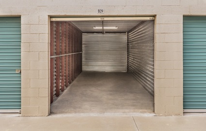 Clean & Secure Storage Units