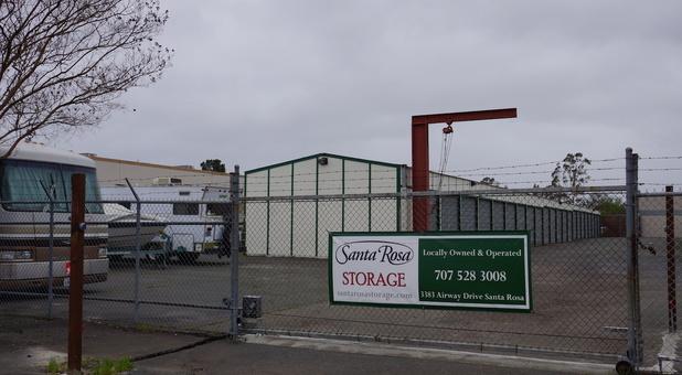 Outdoor RV / Boat storage