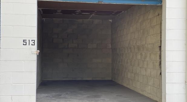 Cinder Block Storage Units