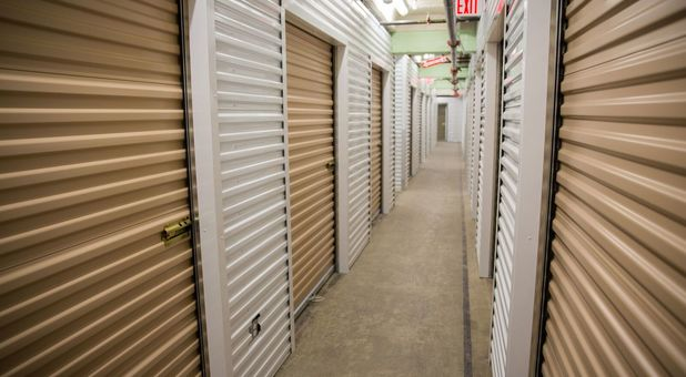 Well Lit Storage Units in 90212