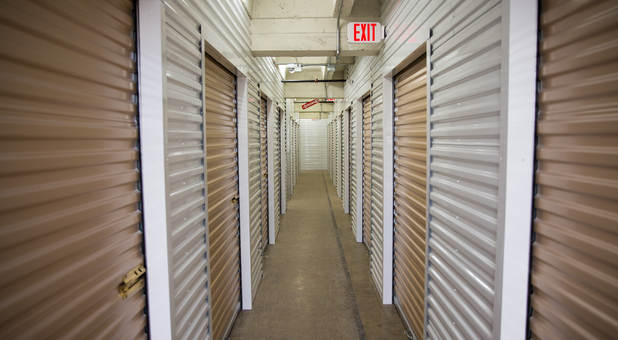 Secure Interior Storage Units