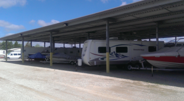 RV, Car and Boat Parking