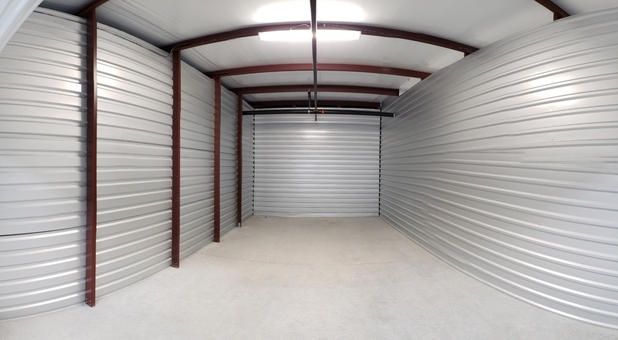 Inside a Zarzamora Storage Unit