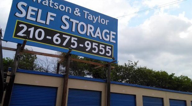 Self Storage Facility San Antonio, TX