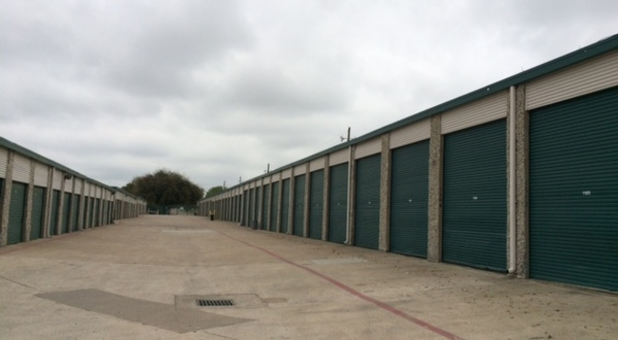 Wide Driveways self storage