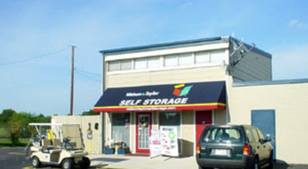 Watson & Taylor Self Storage in San Antonio, Texas