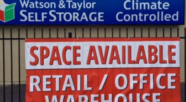 Secure Storage Units