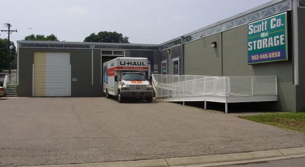 #2 Truck Loading Dock