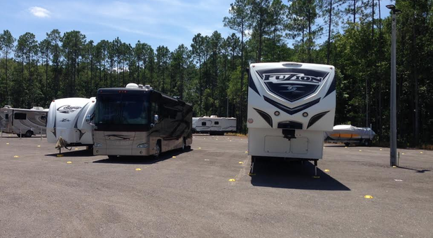 Boat And Rv Self Storage In Jacksonville Florida