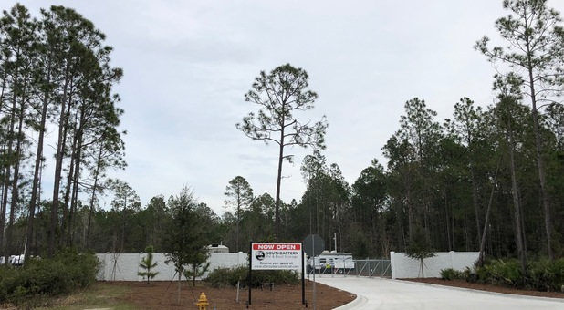 Rv And Boat Storage In St Johns County Fl 32097