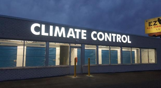 Climate Controlled Building