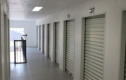 front of facility; indoor units; rv parking; storage units odell & Storage Units in Seward NE | Self Serve Storage