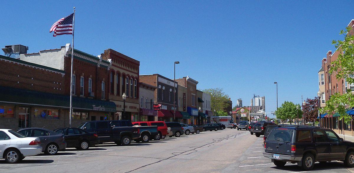 Downtown Shakopee, MN