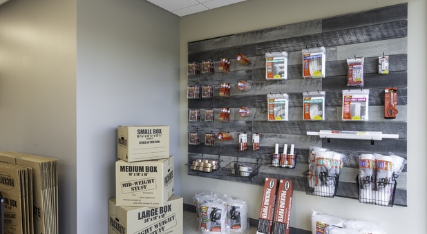 Storage Facility Office
