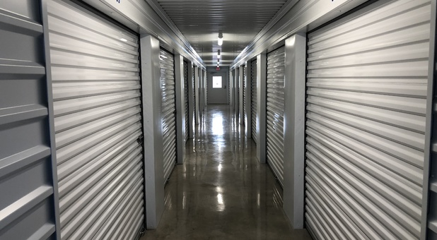 climate controlled self storage unit