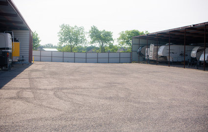 Wide Driveways for RV & Boat Storage