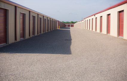 Drive Up Units in All Sizes