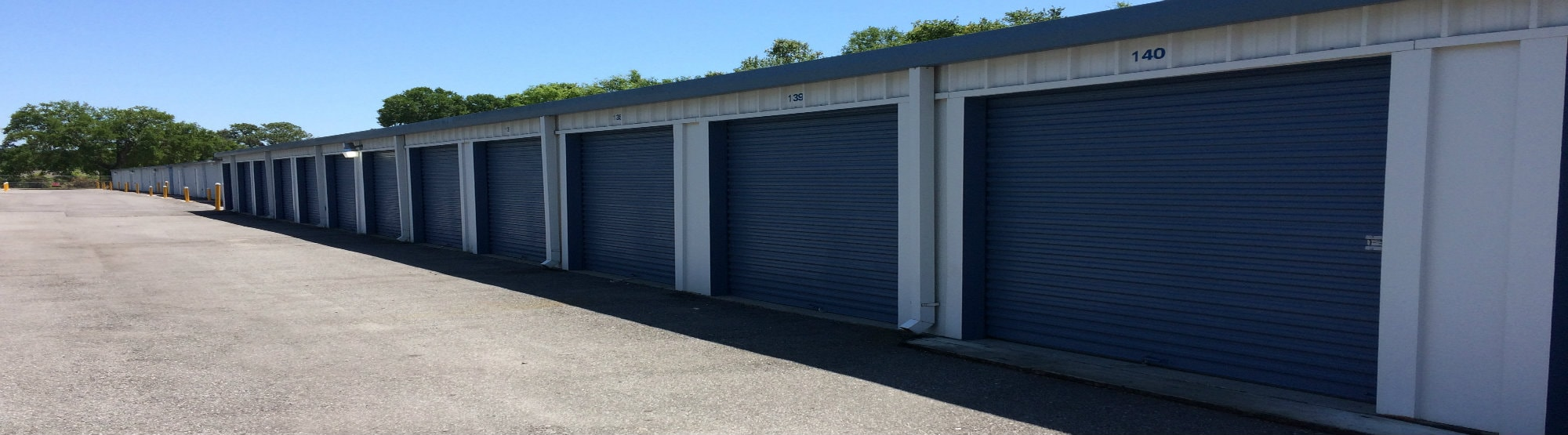 Great Service Great Prices! University Storage offers climate controlled storage units ... & Pensacola FL Storage Units | University Storage