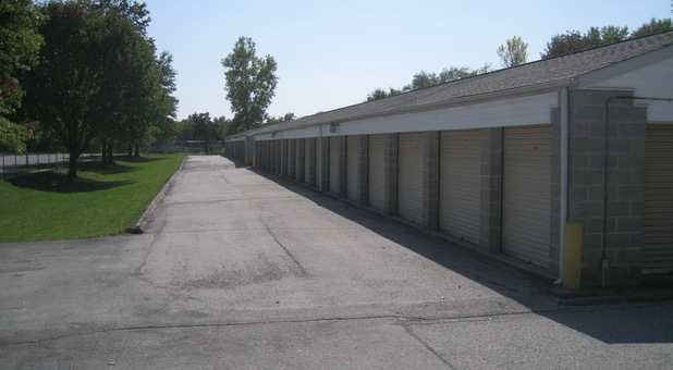 Spanish Lake Self Storage units