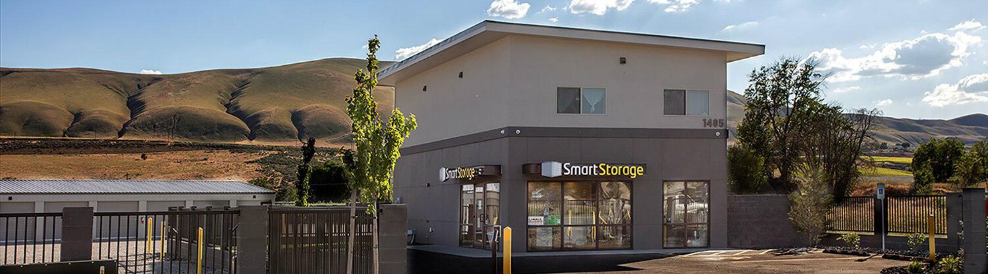 Drive Up Storage in Belton City, WA