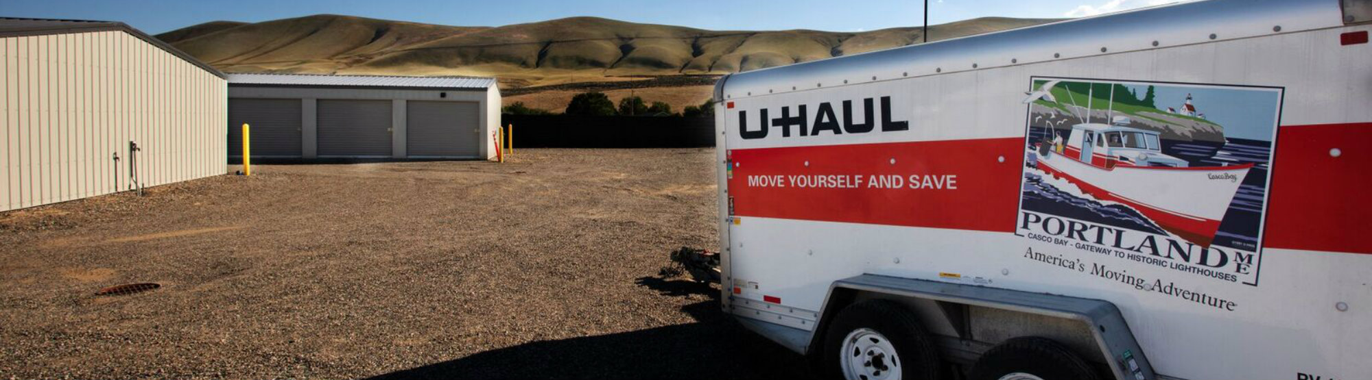 Moving Truck Rentals in Belton City, WA