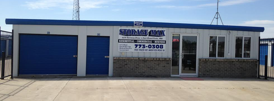 Self storage in East Grand Forks, MN