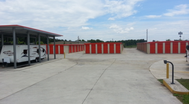 Safe & secure storage facility in Villa Rica