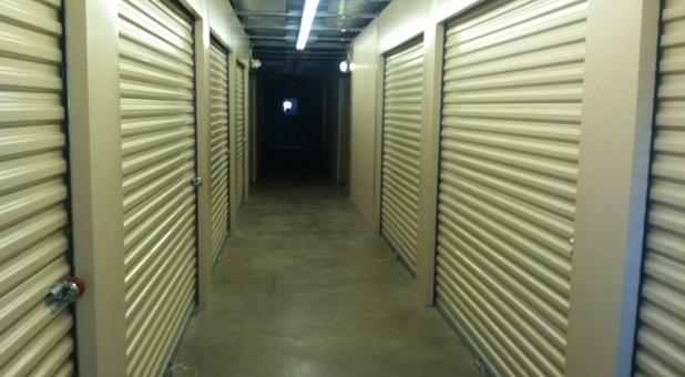 Inside Climate Control Storage Villa Rica