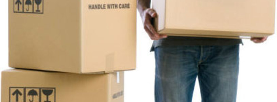 We offer moving and packing services