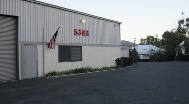 Casitas Storage Facility Front Office