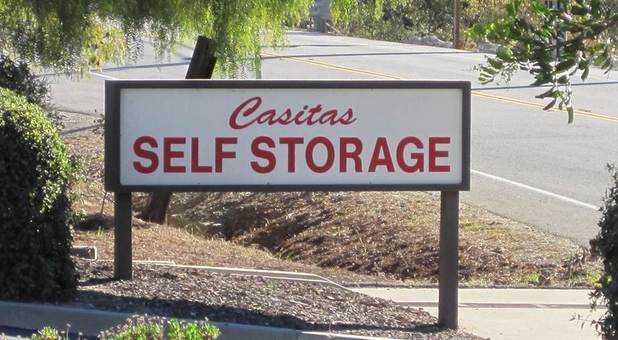 Casitas Self Storage in Ventura, CA