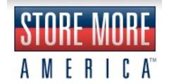 STORE MORE! Self Storage logo