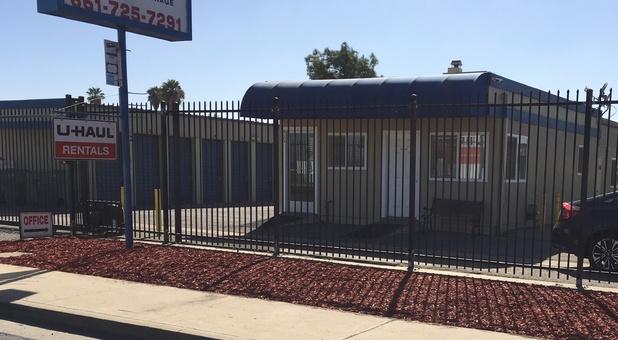 Self Storage Facility in Delano, CA