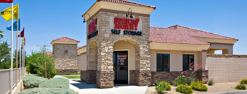 Store More! Self Storage Units