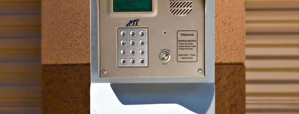 Store More! Access Panel Security for your Storage Units