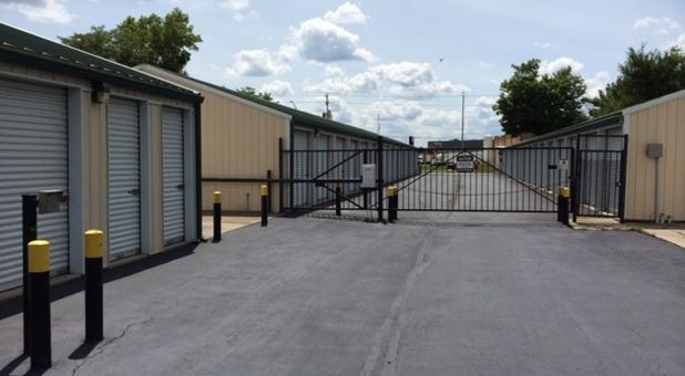 Entrance & Exit gates