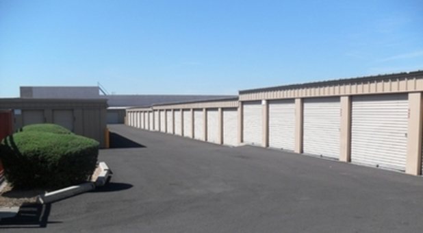 easy access to your unit with our wide driveway