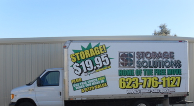 use our truck free of charge for our move in