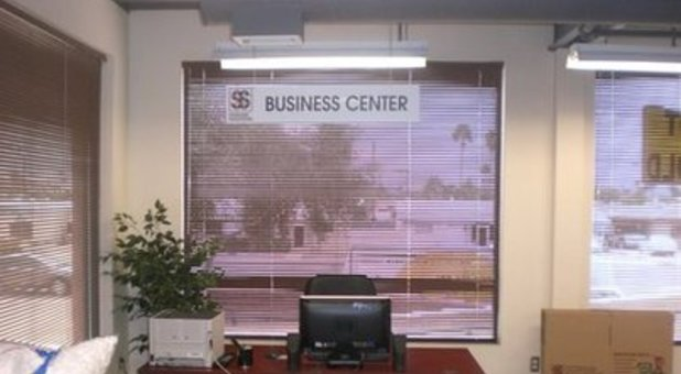 we have a business center with a copy and fax center
