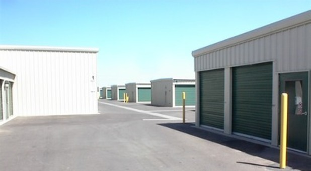storage units of all shapes and sizes